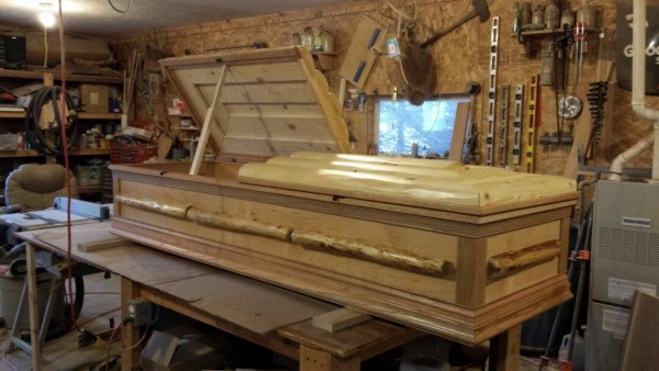 From Jason Swartz: A recent build in my shop. 1st one I've ever done.