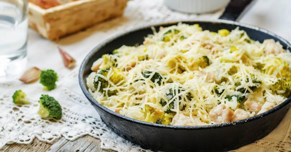 Broccoli Bake Feature