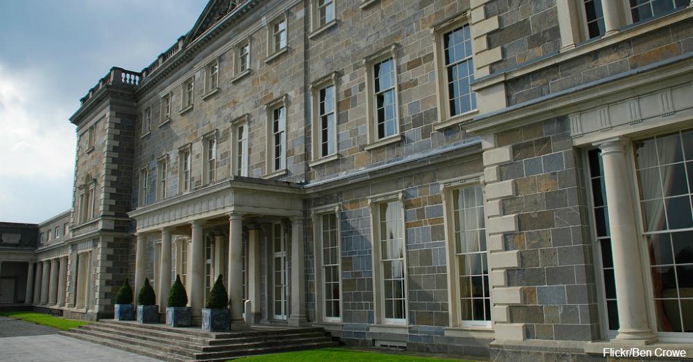 The Carton House of Kildare / Via Ben Crowe