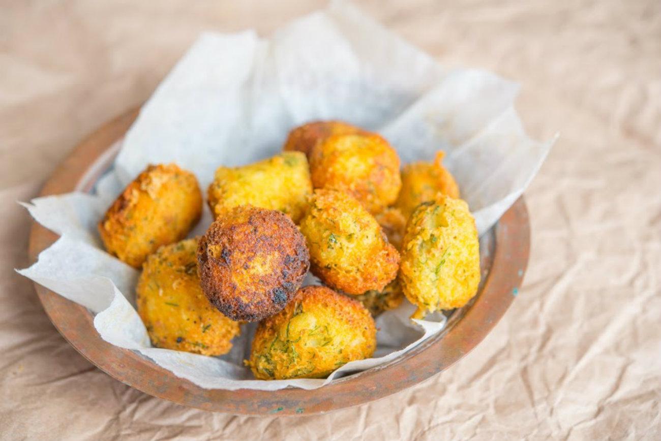 Potato Balls Main