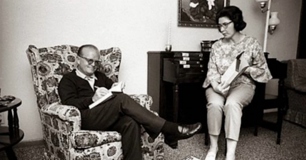 Harper Lee was friends with author Truman Capote / Via AL.com
