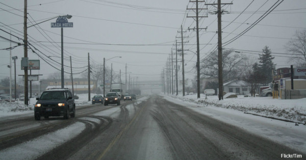 Driving in the snow can is dangerous, and as such, can be incredibly stressful.