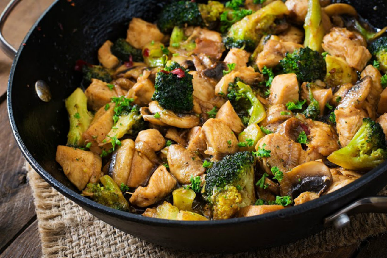 Chicken and Broccoli Stir-Fry Chicken and Broccoli Stir-Fry new photo