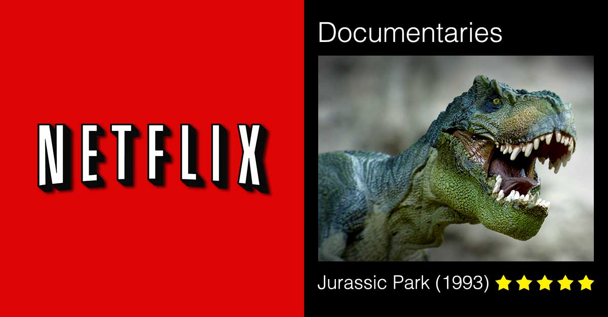 Netflix Accidentally Classifies Jurassic Park as Nature Documentary and Sets New Single Day Viewing Record