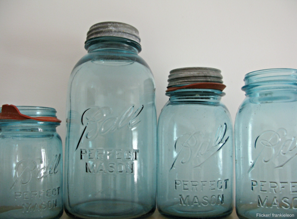 Ball Jar Collection