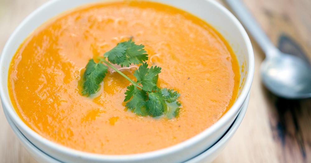 carrot ginger soup_1