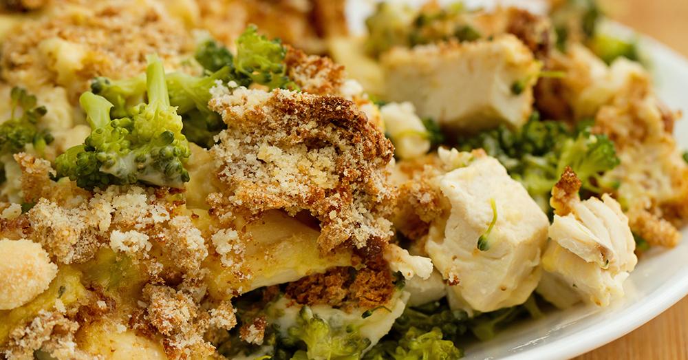 Chicken Broccoli Divan 12 Tomatoes