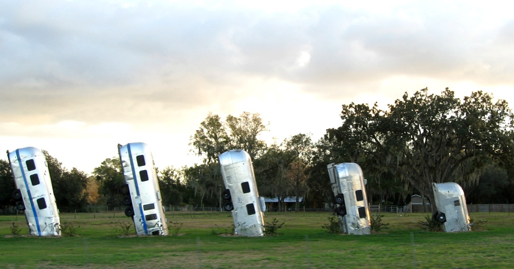Airstream Ranch in Florida / Via Soupstance