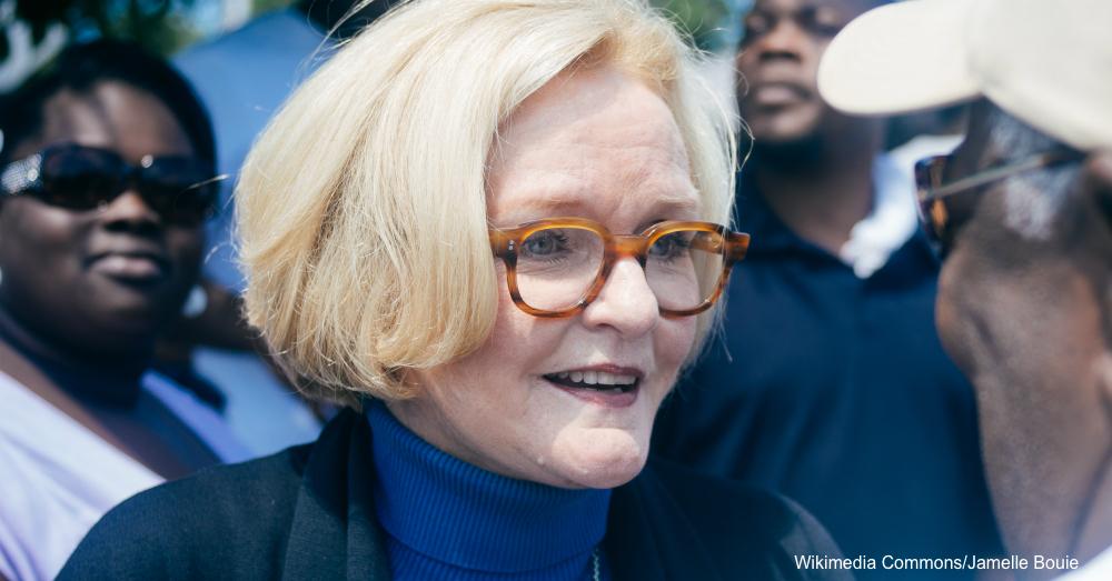 senator claire mccaskill
