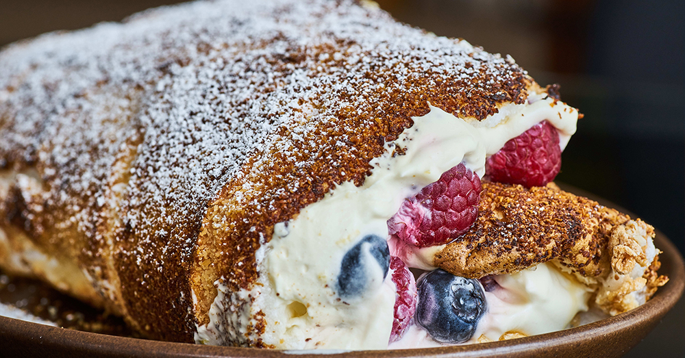 berry roulade 2