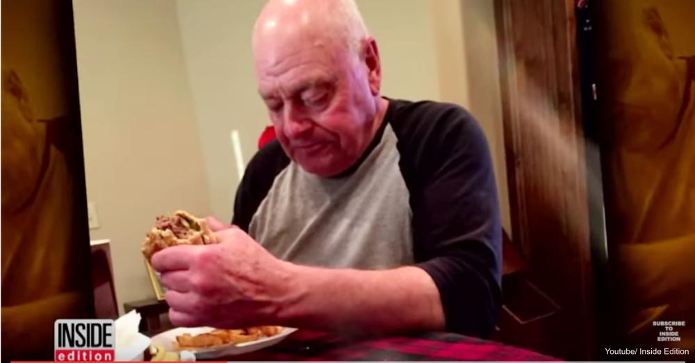 Sad Grampa