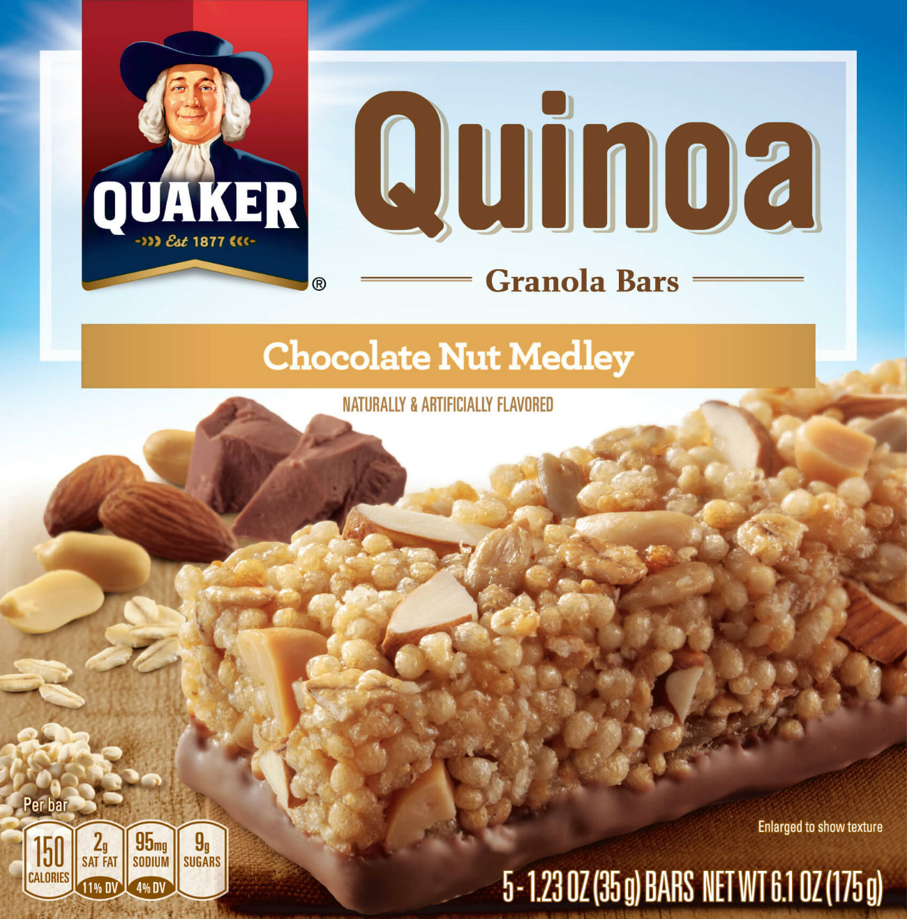 Photo from Quaker Oats