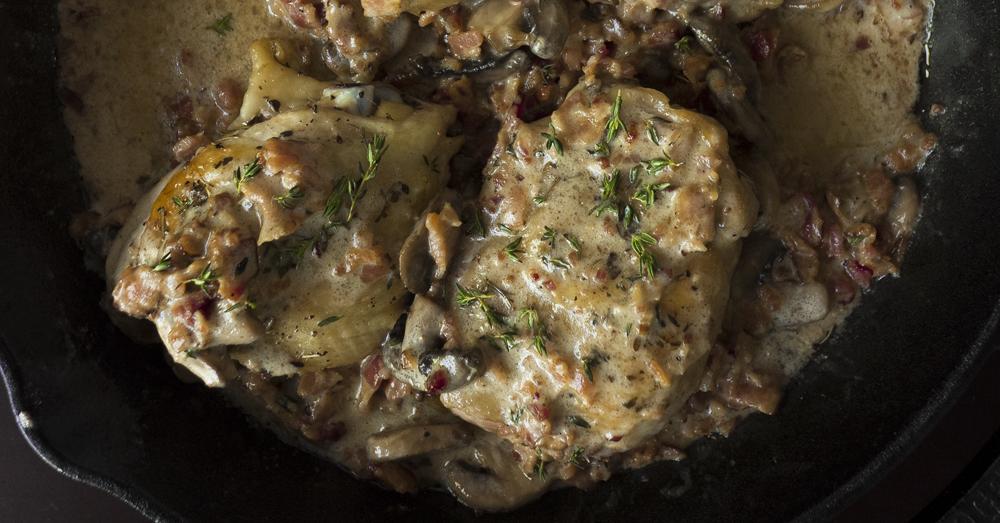 creamy bacon & mushroom chicken - resized 2