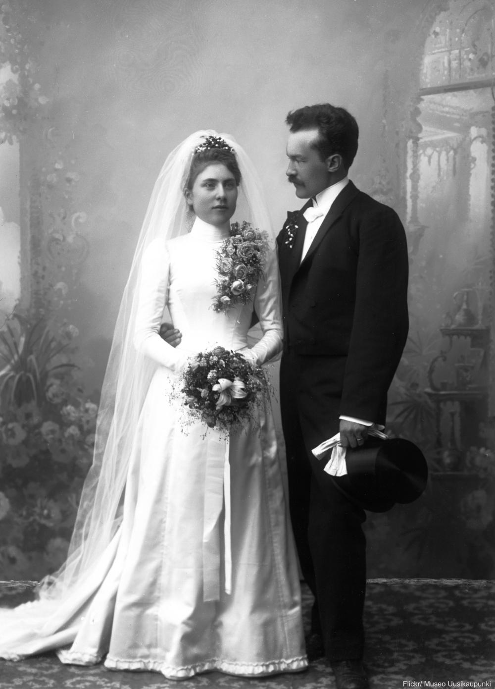 1900 Wedding