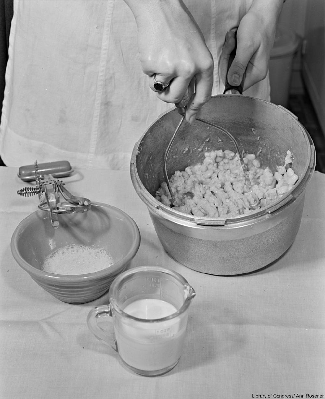 Bean Loaf Preparation