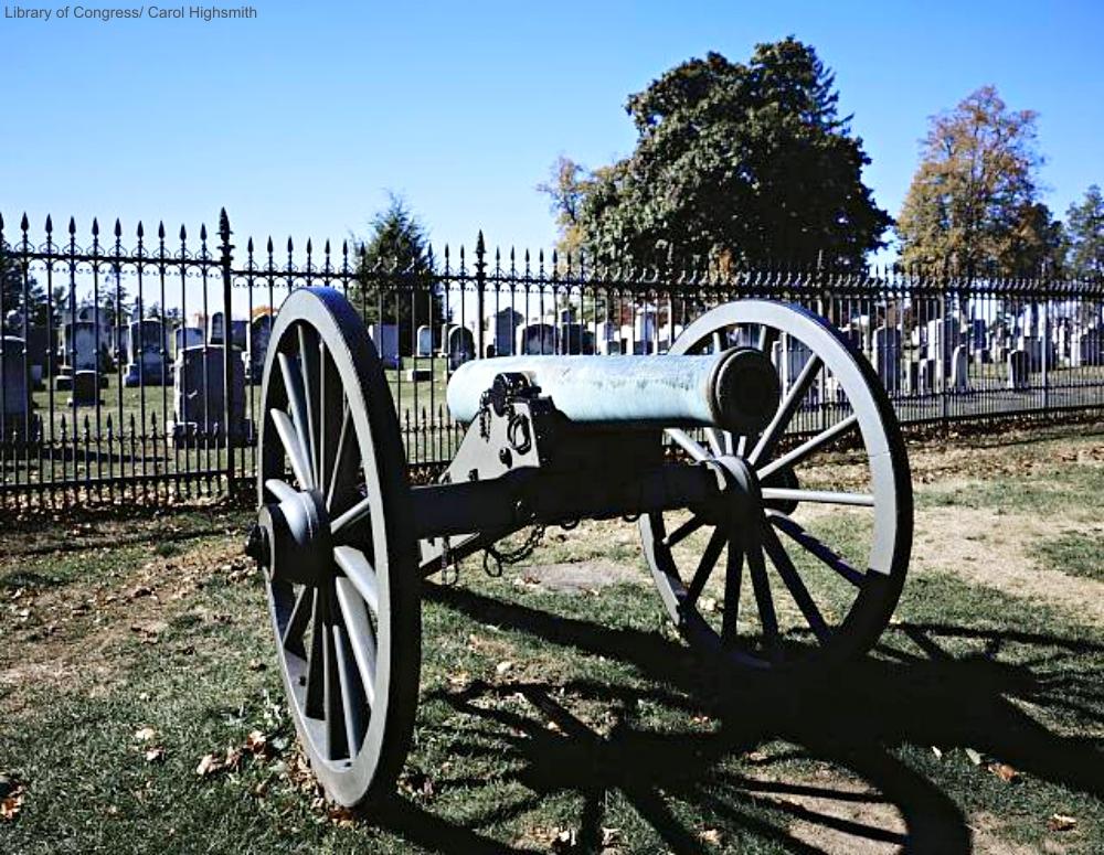 Gettysburg National Cemetary