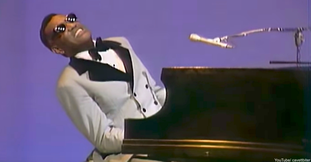Ray Charles Sings America the Beautiful