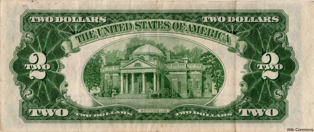 The Crazy History of the Two Dollar Bill