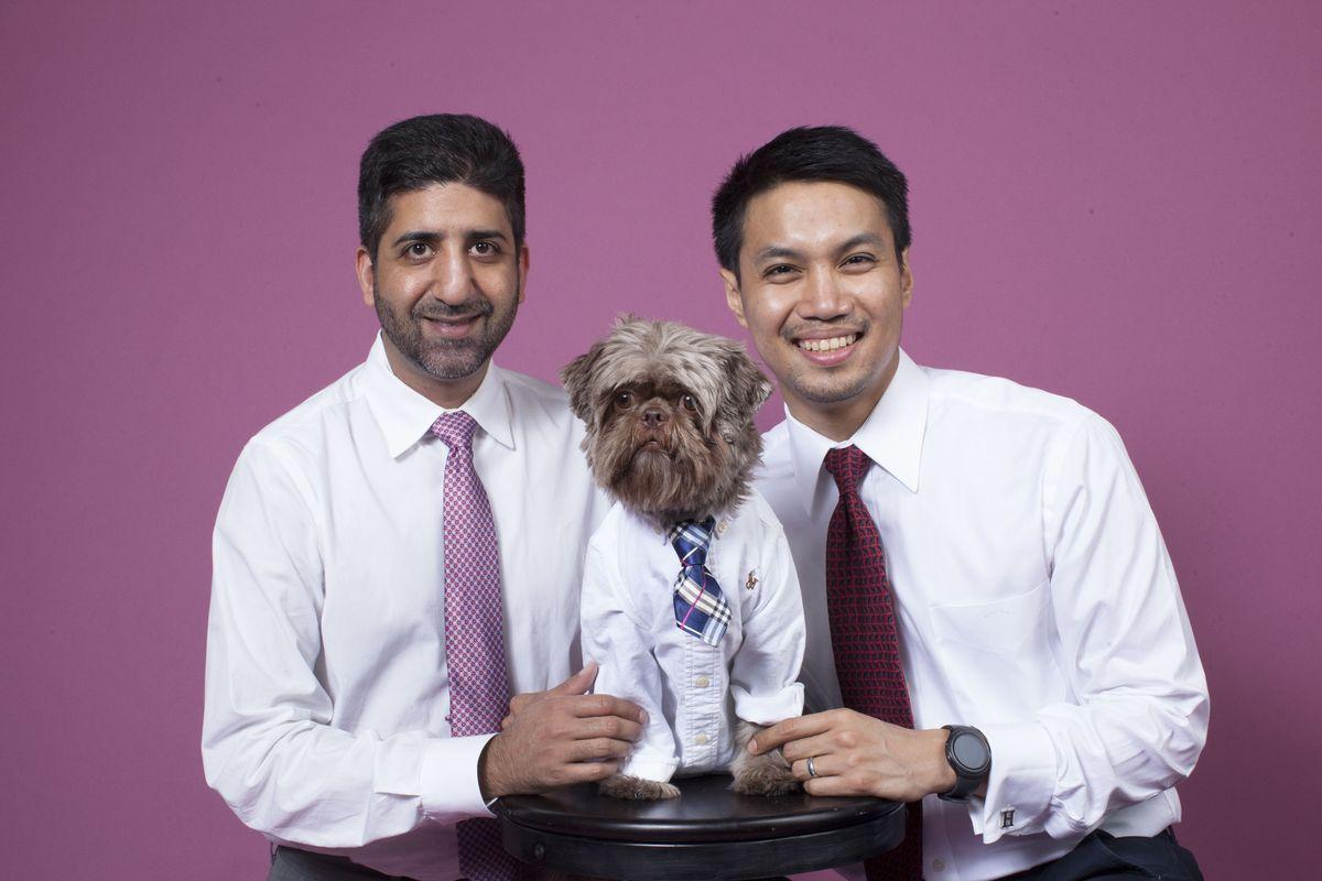 vijay, hector and koko