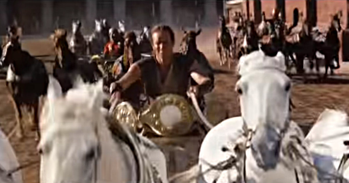 Chariot Race 2