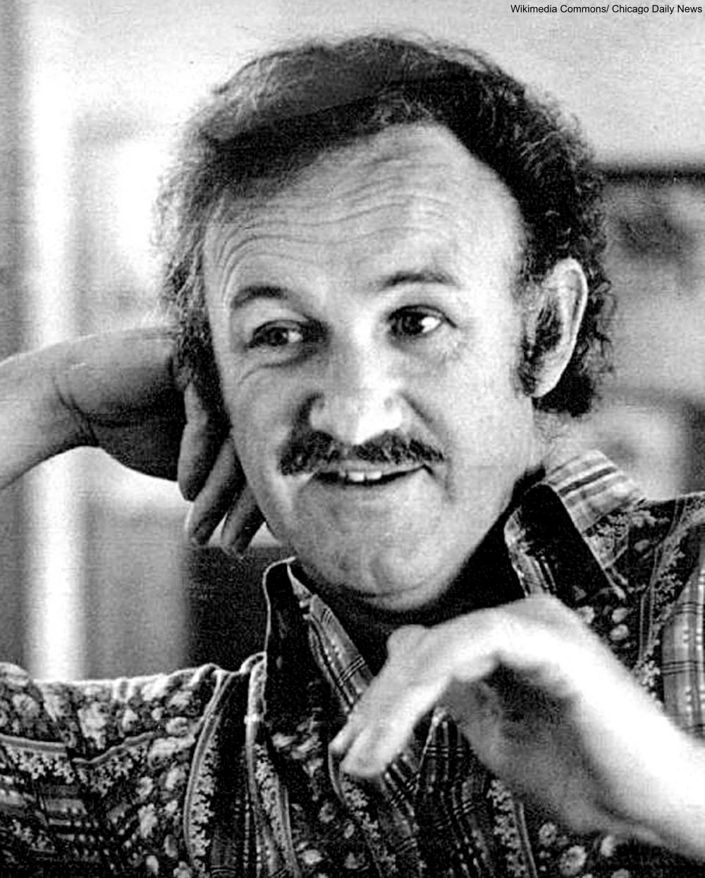 Gene Hackman in 1972