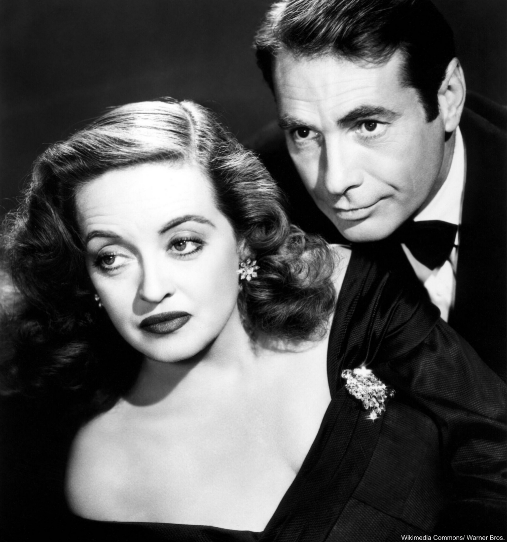 Bette Davis and Gary Merrill in All About Eve