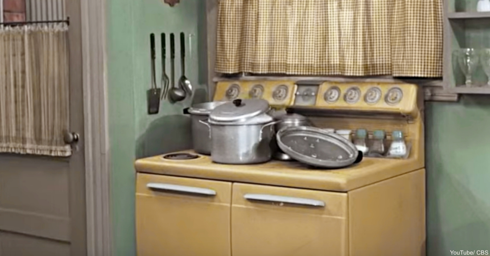 The Kitchen on I Love Lucy
