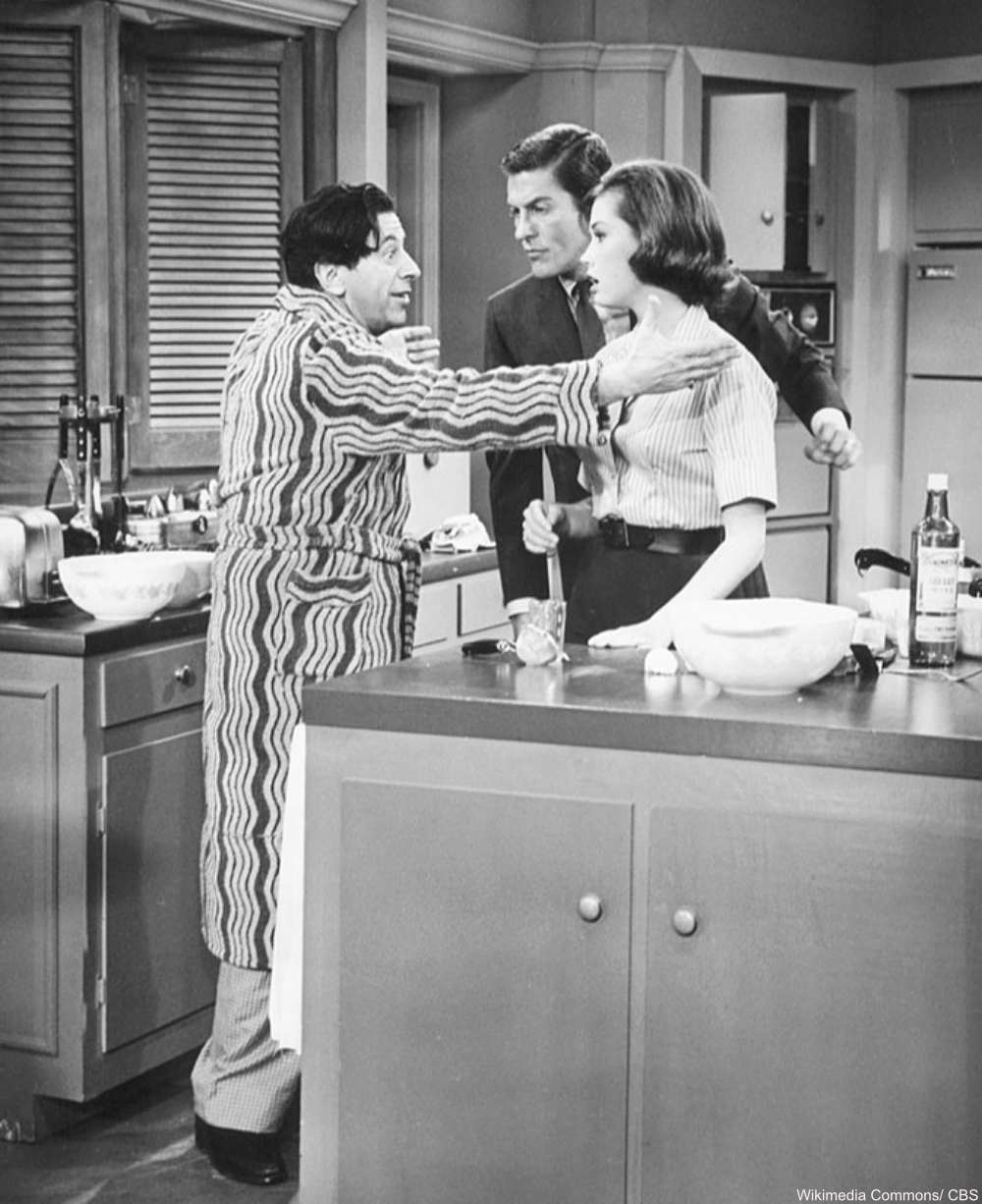 The Petrie's Kitchen on The Dick Van Dyke Show