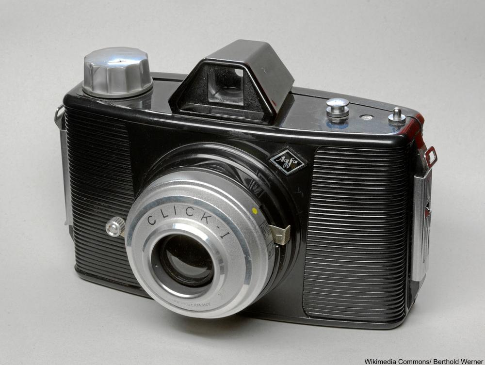 Vintage Agfa Click-I Camera