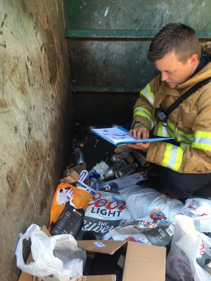Photo credit: Cimaron Hills Fire Department