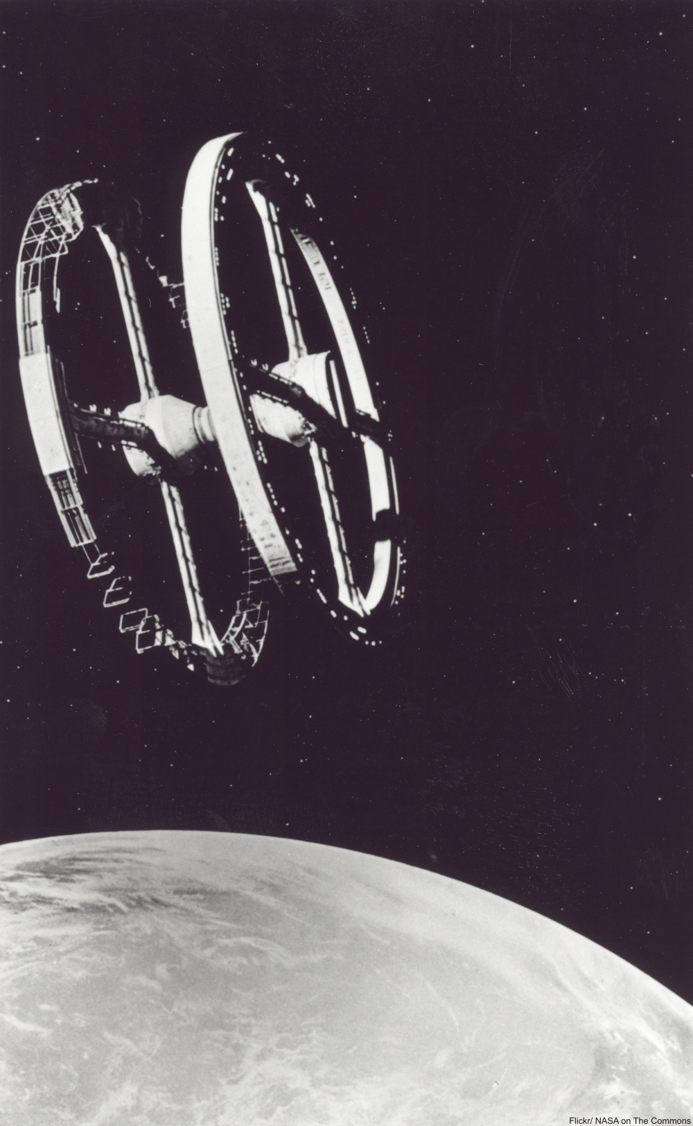 2001:A Space Odyssey Space Station