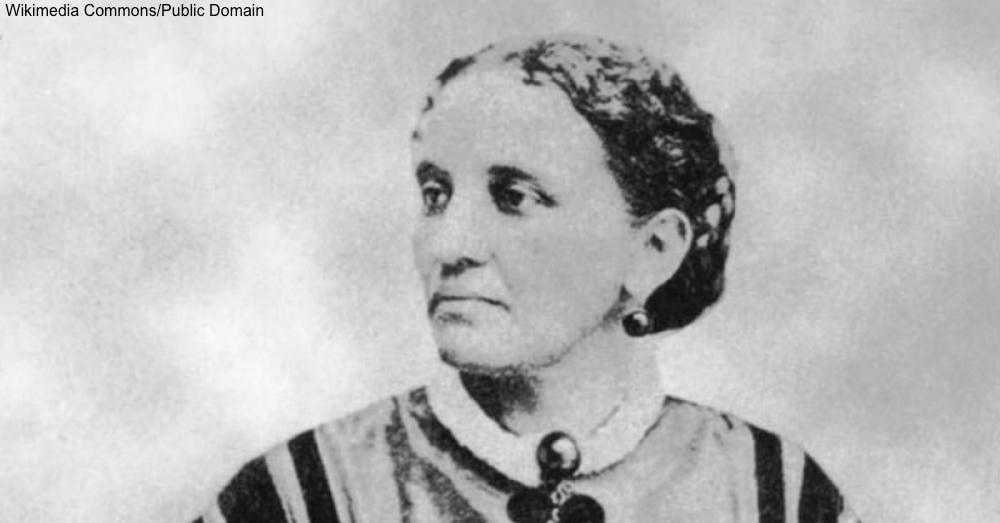 Elizabeth Keckley Circa 1870
