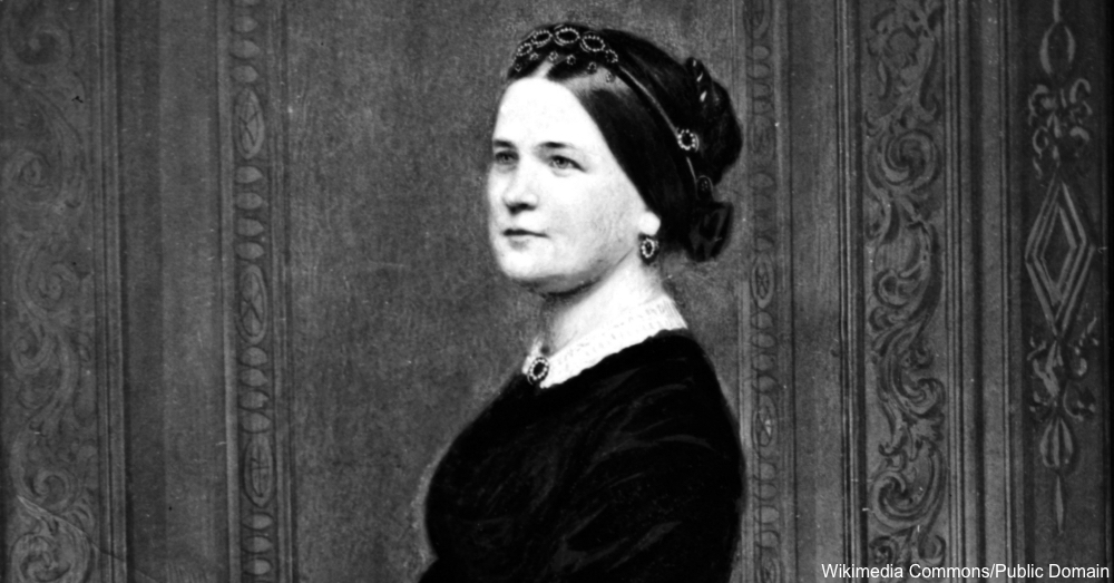 Mary Todd Lincoln 1860s