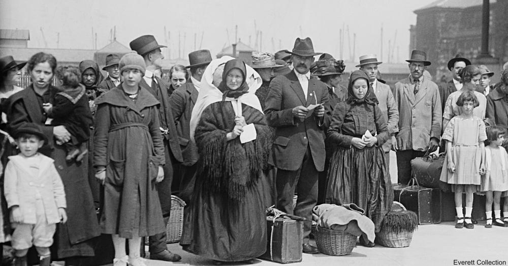 1921 Ellis Island