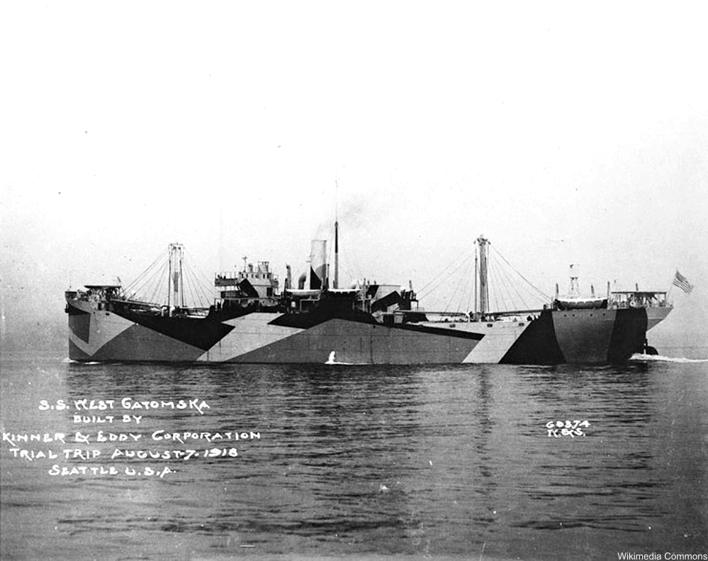 SS West Gotomska 1918