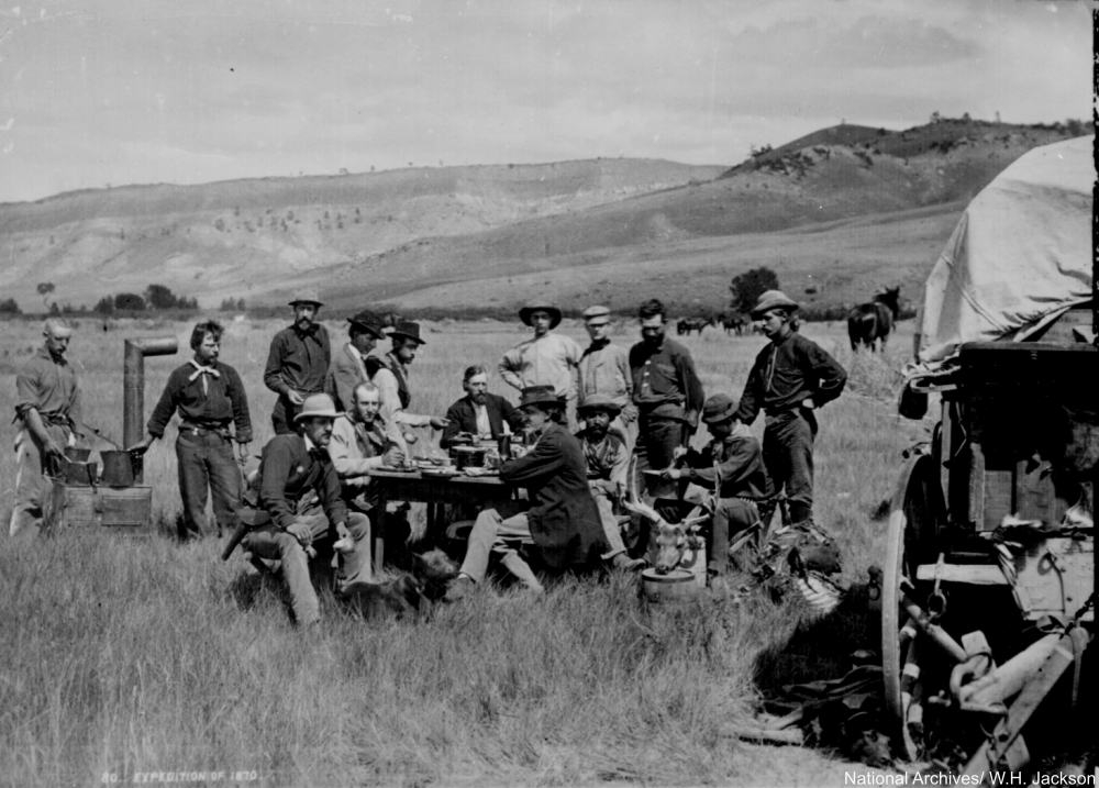 24 Incredible Photos From The Old West That Capture A