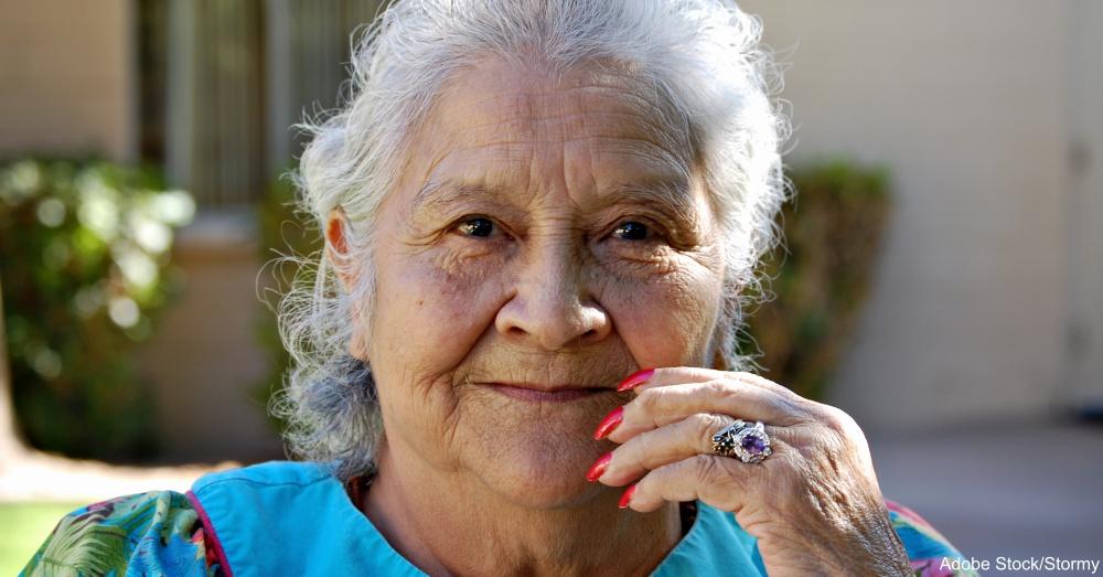 Grandma Eva