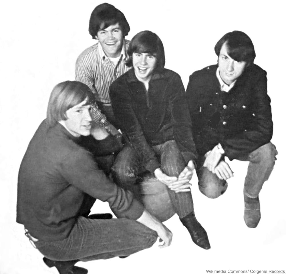 The Monkees in 1967.