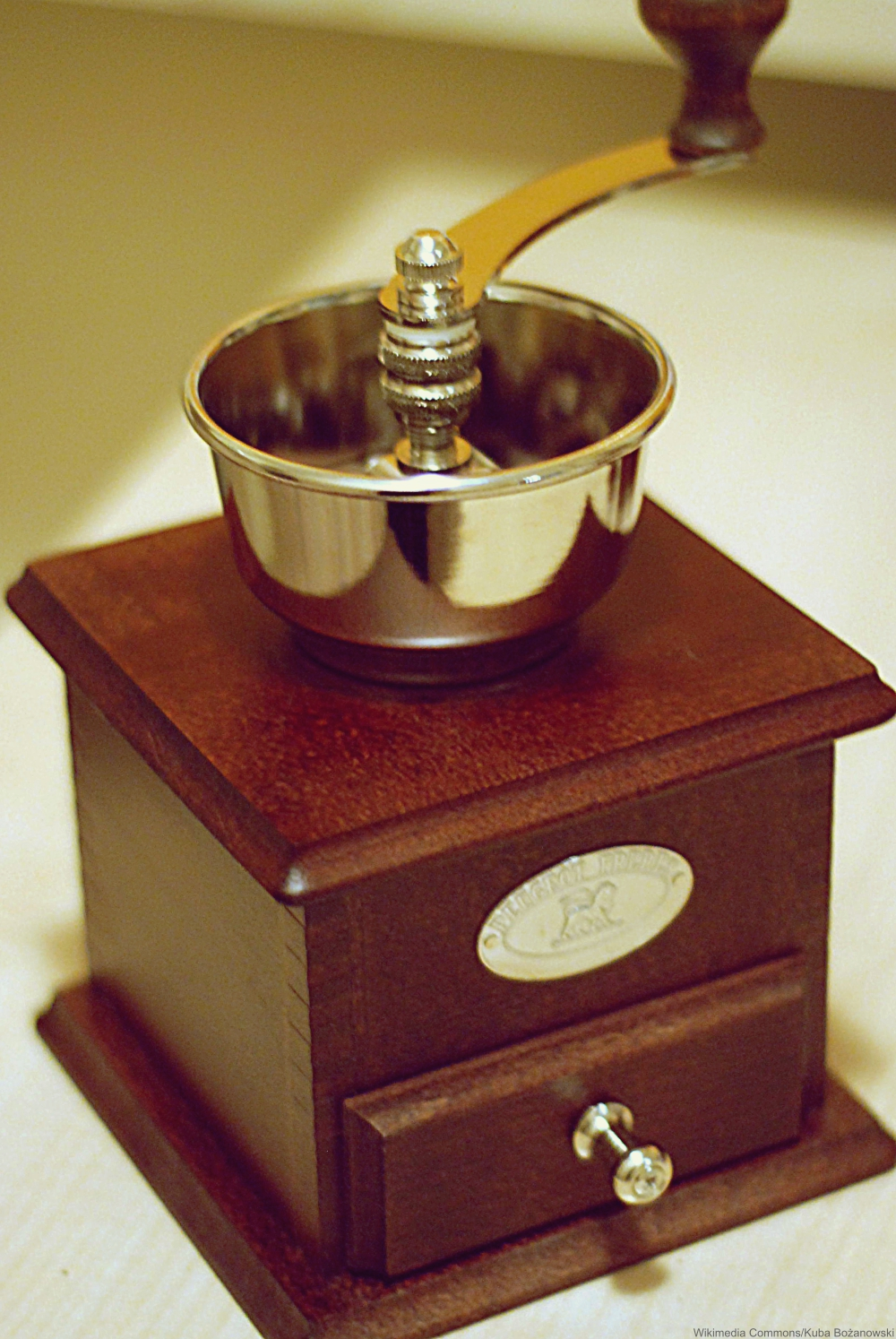 hand crank coffee grinder - Technology Items We Miss
