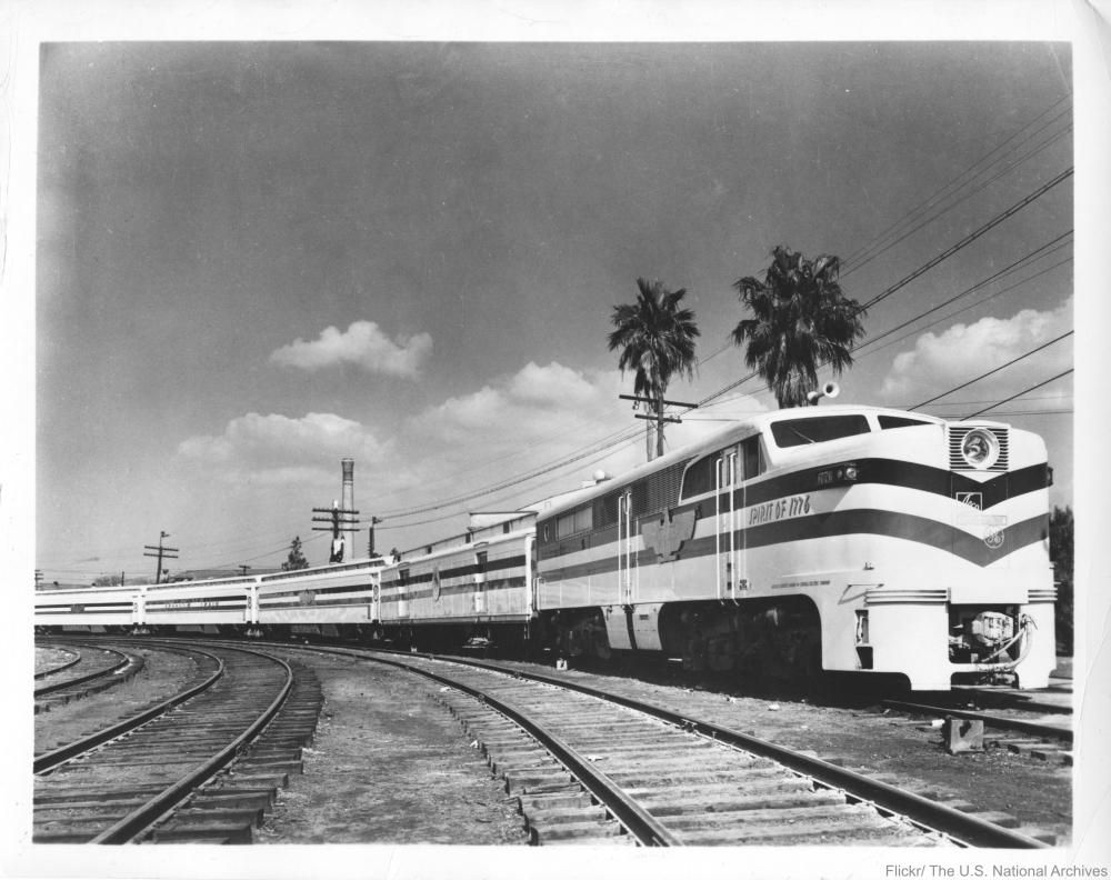 1940s Freedom Train
