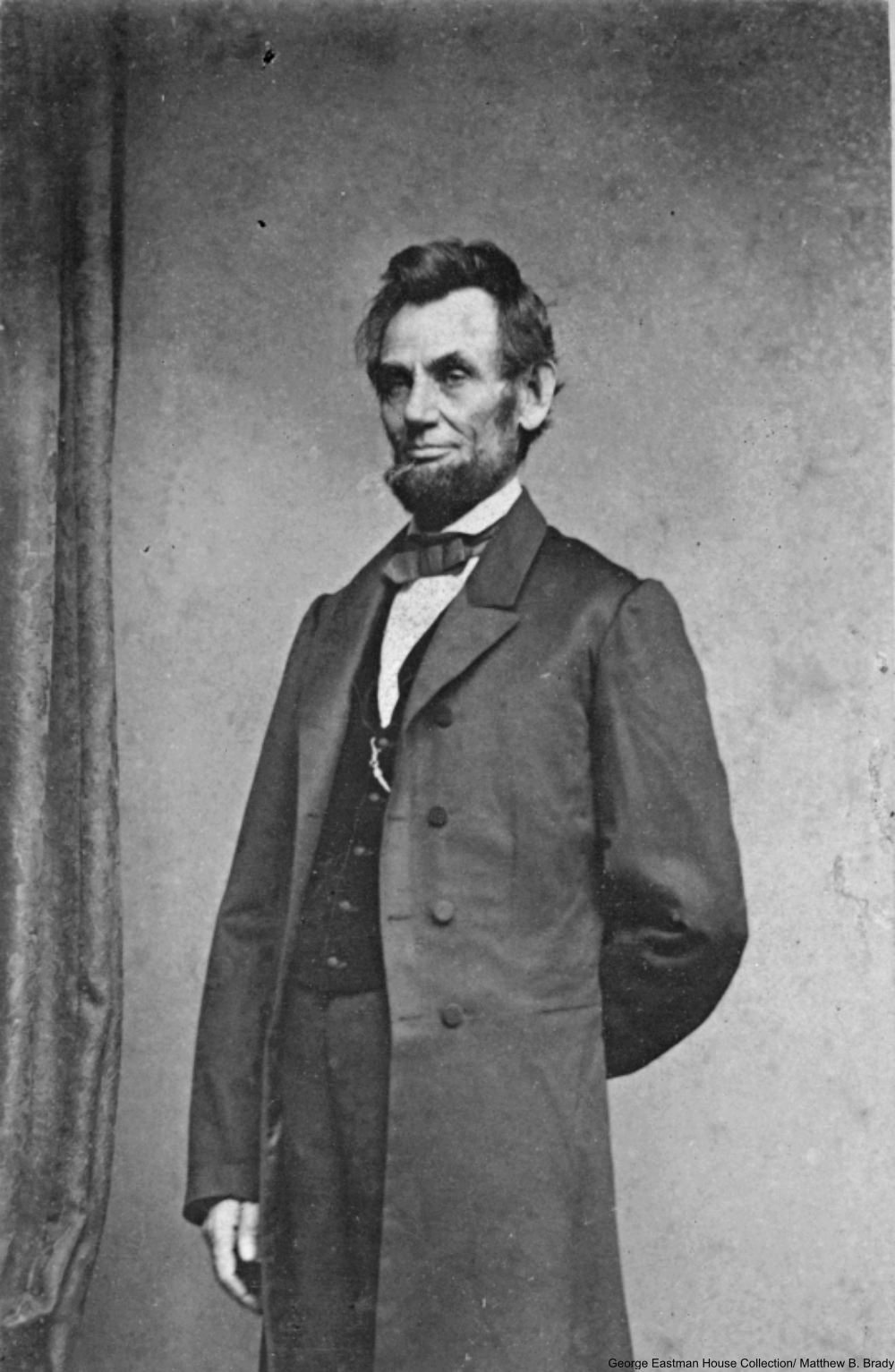 Abraham Lincoln in 1864