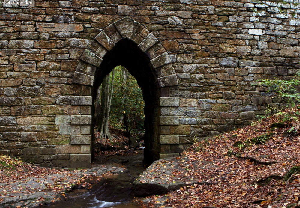 Haunted Poinsett Bridge