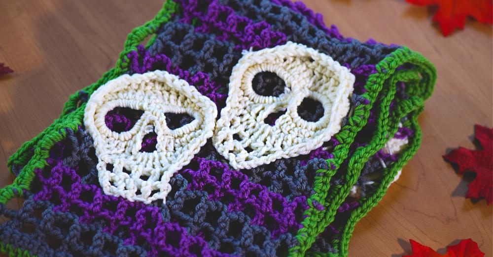 skull scarf 1