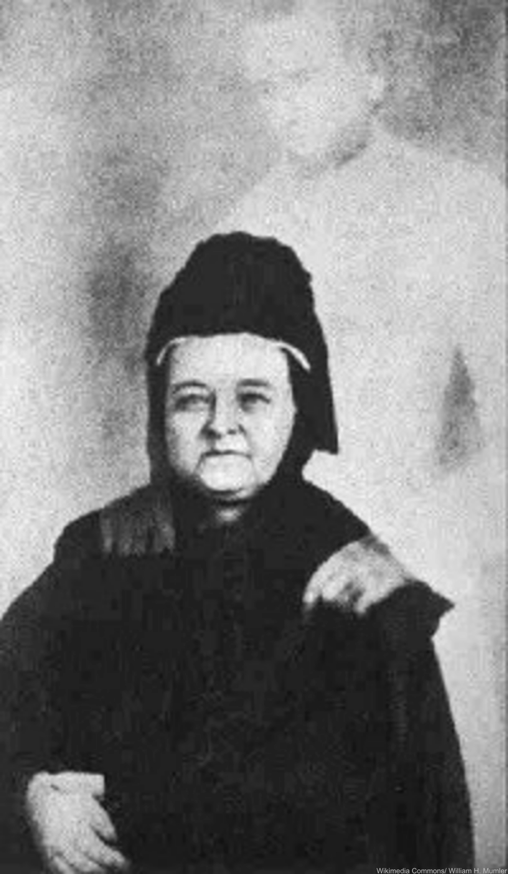 Mary Lincoln Todd Spirit Photo