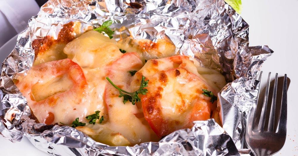Italian chicken foil