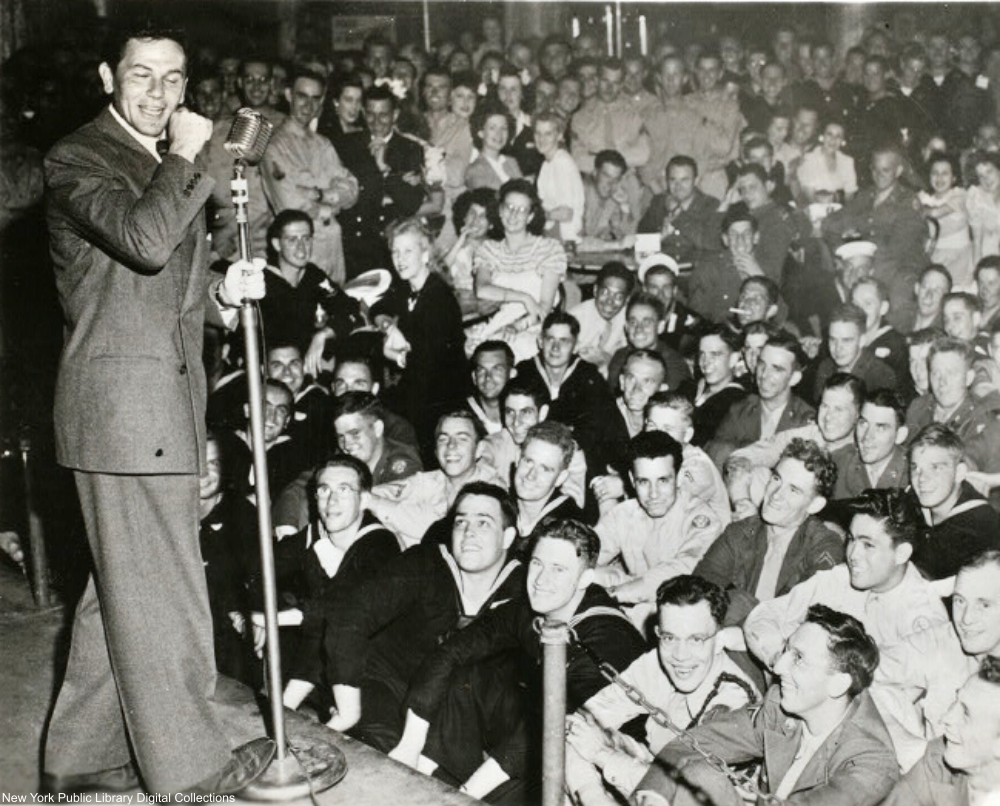 The Hollywood Canteen 1942-1945