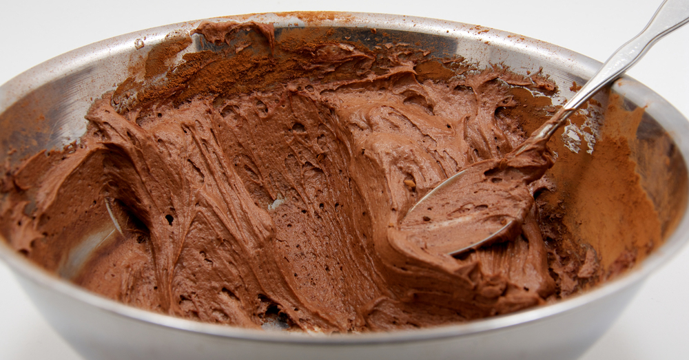 Chocolate Fudge Frosting   12 Tomatoes