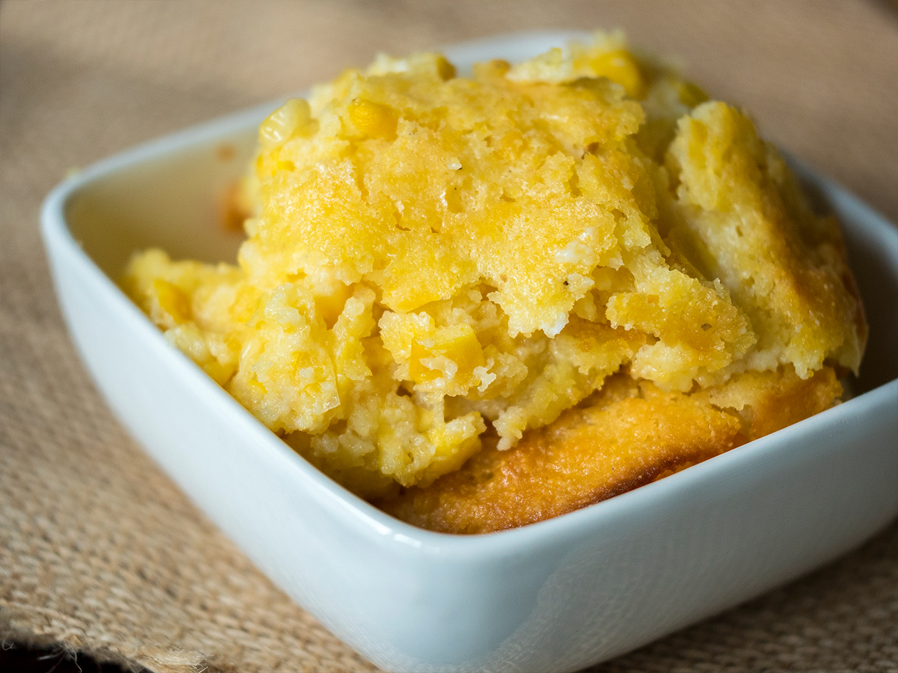 Sweet Corn Spoonbread Recipe — Dishmaps