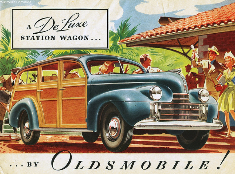 Oldsmobile - brands that went the way of the dodo