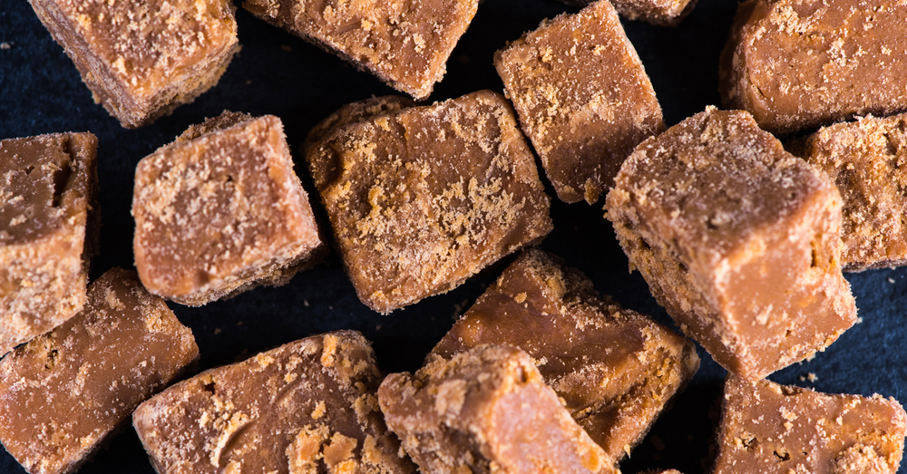 toffee fudge feature